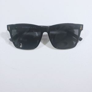 Breed Men's 46mm Sunglasses with Polarized Lenses